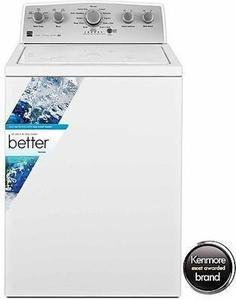 Kenmore 4.3 cu. ft. Washer & 7.0 cu. ft. Dryer