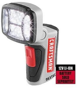 Craftsman NEXTEC 12 volt LED Worklight
