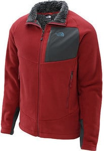 The North Face Men's Chimborazo Full-Zip Fleece