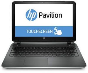 "HP Pavilion Intel i5 15.6"" Touch Notebook 6GB RAM & 750GB HDDR"