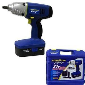Goodyear 24V Cordless Impact Wrench
