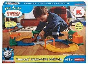 Thomas & Friends My First Ironworks Delivery Playset