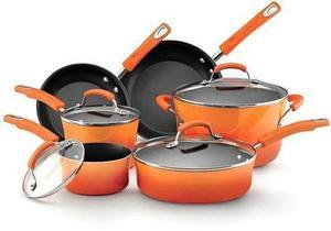 Rachael Ray 10PC Non-Stick Cookware Set(After Rebate)