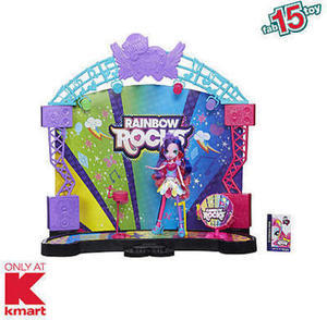 My Little Pony Equestria Girl Stage
