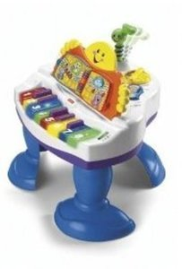Fisher-Price Laugh n' Learn Baby Grand Piano