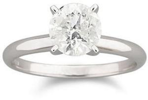 1 ct Diamond Solitaire Ring