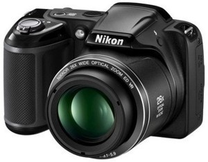 Nikon Coolpix L330 20.2MP Digital Camera