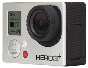 GoPro HERO3+ Silver Edition + $50 Gift Card