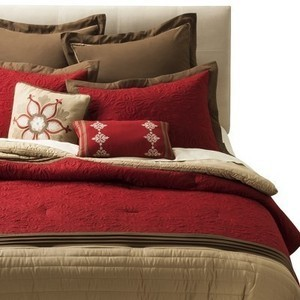 Kingston 8PC Bedding Set - Queen