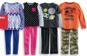 Boys' Jumping Beans Tops and Bottoms