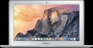 "Apple 11.6"" MacBook Air (Latest Model) w/ i5, 4GB Mem & 128GB Flash Storage"