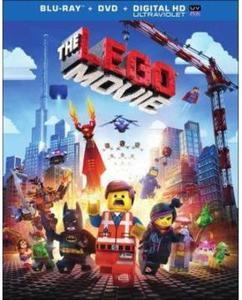 The Lego Movie Blu-Ray + Ultraviolet Digital Copy 2-Disc Pack