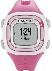 Garmin - Forerunner 10 GPS Watch - Pink/White