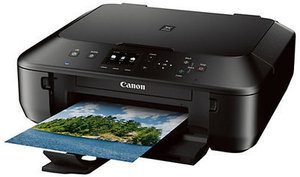 Canon MG5520 Pixma Wireless Photo Printer