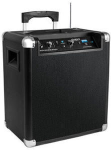 ION Block Rocker Bluetooth Portable Speaker System