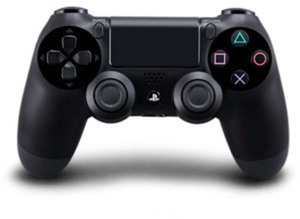 Playstation 4 Black Controller