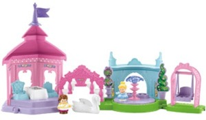 Fisher-Price Little People Garden Tea Party Playset - Thursday