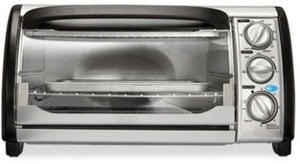 Bella 3-Dial Toaster Oven (After Rebate)