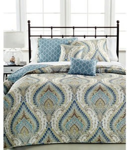 Winthrop 5 Piece Reversible Coverlet Sets