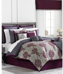 Bedroom Essentials 22-Piece Comforter Set