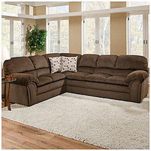 Simmons 2 Piece Manhattan or Bebop Sectional