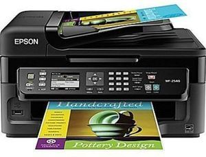 Epson WorkForce WF-2540 Wireless All-in-One Printer