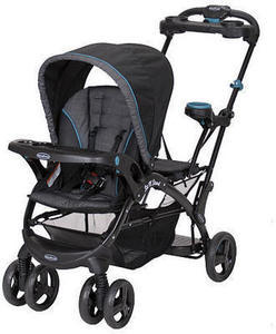 Baby Trend Sit N Stand Eclipse Stroller