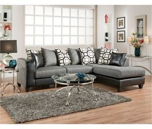 Delta Loft Sectional - SECLOFT