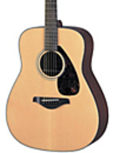 Yamaha FG700S Solid-Top Acoustic Guitar