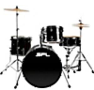 Sound Percussion Unity 4 Piece Drum Set w/ Hardware Black