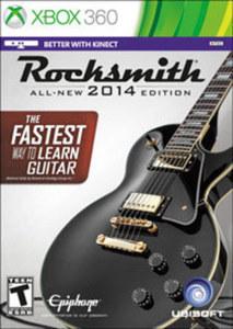 Rocksmith 2014 (Xbox 360)