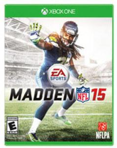 Madden 15 (Xbox One)