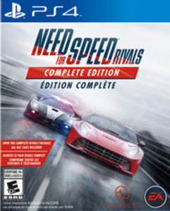 Need for Speed: Rivals Complete Edition (PS4)