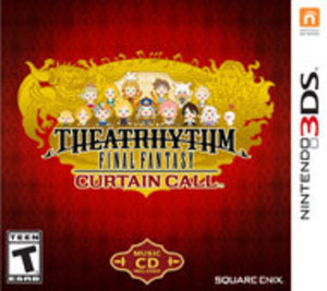 Theatrhythm Final Fantasy Curtain Call (3DS)
