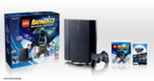 PS3 500GB Lego Batman 3 Bundle