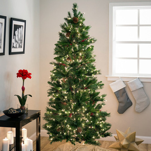 Sears Artificial Christmas Trees Prelit