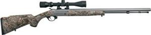 Traditions Pursuit Ambush III Muzzleloader/Scope and Gun Case Combo