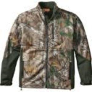 Mahco Habit Windproof Performance Softshell Jacket
