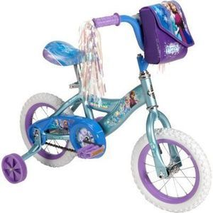 "Huffy Disney Frozen Girls' 12"" Bicycle"