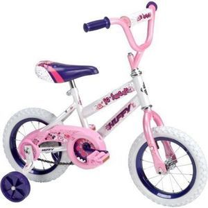 "Huffy Girls' So Sweet 12"" Bicycle"