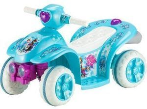 KidTrax Disney Frozen 6V Quad Ride-On