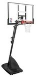 "Spalding 54"" Portable Basketball System"