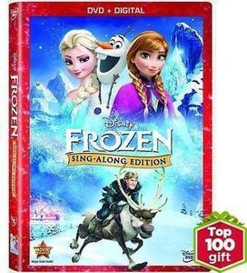 Frozen Sing Along Edition
