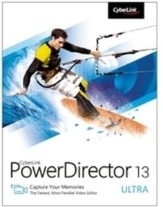 CyberLink PowerDirector 13 Ultra w/ Coupon BFCPD13U