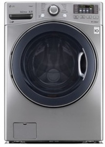 LG 4.3 cu/ ft. Washer - WM3570HVA & 7.4 cu. ft. Electric Dryer - DLEX3570V