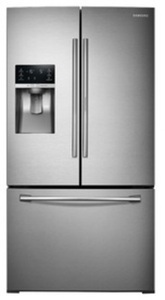 Samsung 27.8-cu ft French Door Refrigerator -  RF28HDEDTSR (After Rebate)
