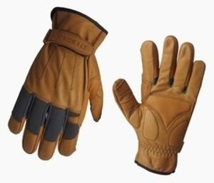 Kobalt Men's Leather Palm Work Gloves