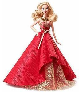 2014 Holiday Barbie Doll