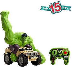 Hulk Smash Radio Control Car