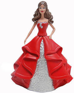 Mattel Holiday Barbie Christmas Ornament